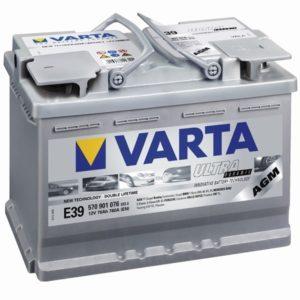 akumulator varta gel AGM