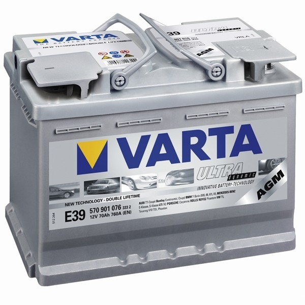 akumulator varta gel AGM