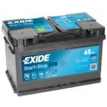 akumulator exide EFB